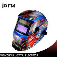 blue solar auto-darkening filter  welding mask/helmet/welder cap/face mask for welding machine цены