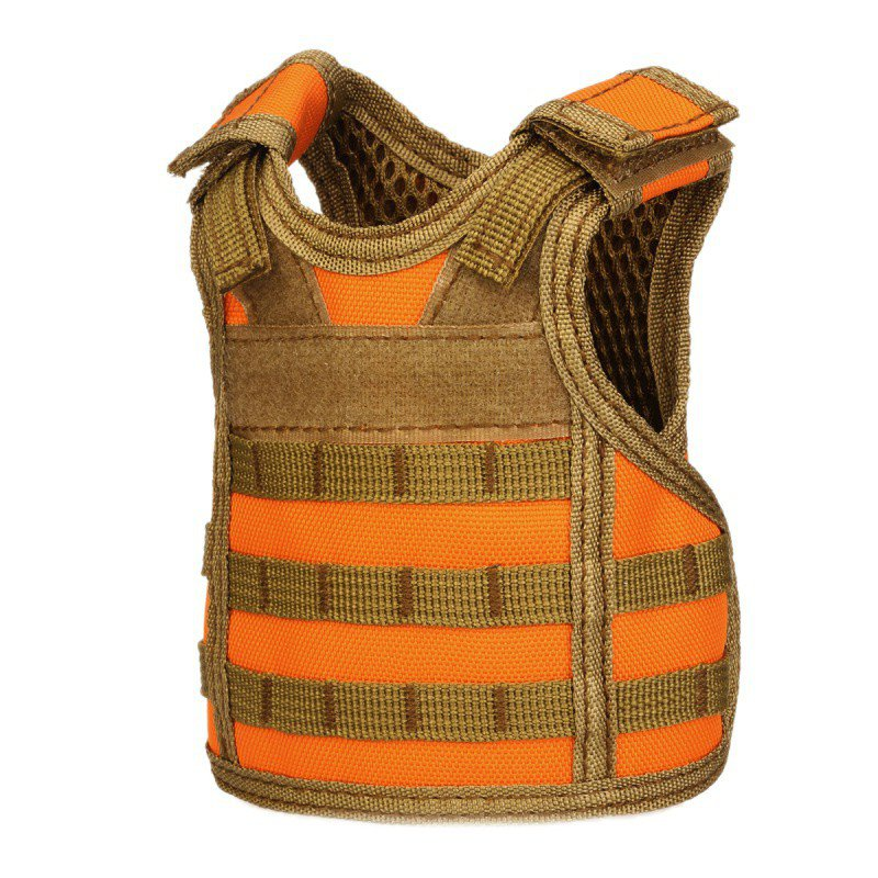 Tactical Beer Bottle Vest 16