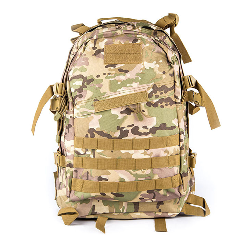 цена на Military Camouflage Tactical Assault Backpack Molle 3 Day Airsoft Hunting Camping Survival Hiking Climbing Pack Bags 35L