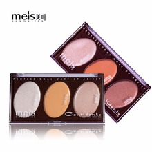 купить MEIS Highlighter Make Up Highlighter Cream Concealer Shimmer Face Glow Ultra-concentrated illuminating bronzing drops MS0350 по цене 432.95 рублей