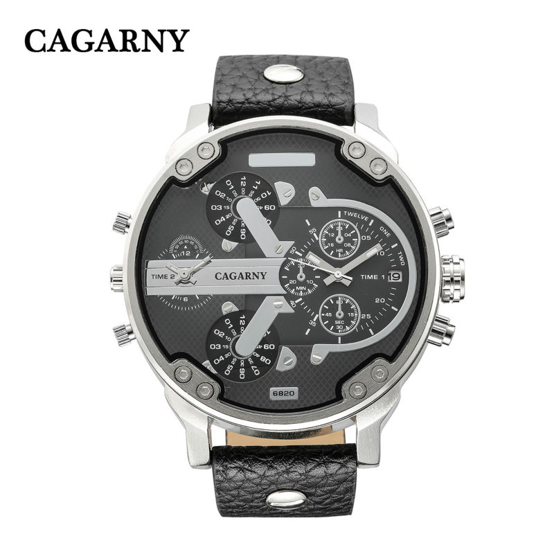 dual time zones military mens watches   (12)
