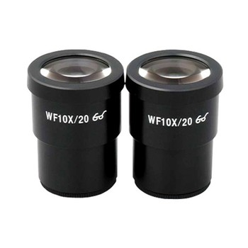 Free shipping--AmScope Two 10X Super Widefield Microscope Eyepieces (Dia 30mm)