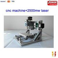 GRBL Control Cnc 1610 Engraving 2500mw Laser Machine Pcb Wood Carving Machine Diy Mini Cnc Router