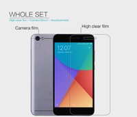 2 Pcs Lot NILLKIN Xiaomi Redmi Note 5A Screen Protector Super Clear Protective Film Not Glass