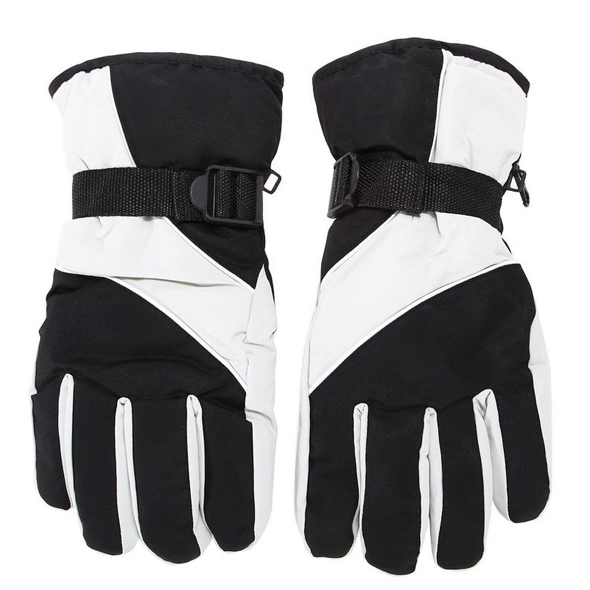 New Arrival Men Ski Gloves Thermal Waterproof For Winter Outdoor Sports Snowboard Red Sky Blue Grey Blue