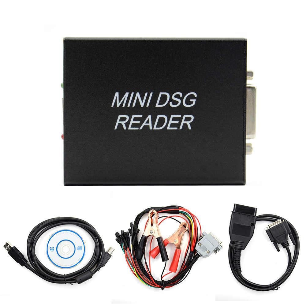 MINI DSG Reader (DQ200 + DQ250) Per AUDI New Release Cambio DSG Dati Strumento di Lettura/Scrittura