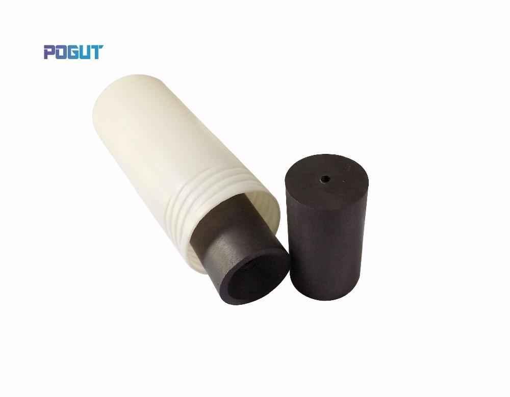 Free Shipping Boron Carbide Nozzle, Sandblasting Nozzle, Size: 35*20*hole 2, 3, 4, 5, 6, 7, 8, 9, 10mm