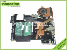 FRU 75Y4901 For Lenovo Thinkpad x201 motherboard Intel U3400 cpu onboard DDR3 High quanlity Tested Laptop Mainboard