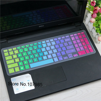 """Funda protectora de silicona para teclado Dell G3 15/17 G5 15 G7 15 Series 15,6 """"G3 G3579 G5 G5587 17,3"""" Dell 17 G3779 G3, portátil para videojuegos"""