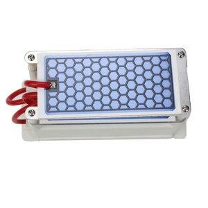 Image 5 - Озоновый генератор 12 в 10 г озонатор очиститель воздуха для автомобиля очиститель озона керамическая пластина воздушный стерилизатор фильтр