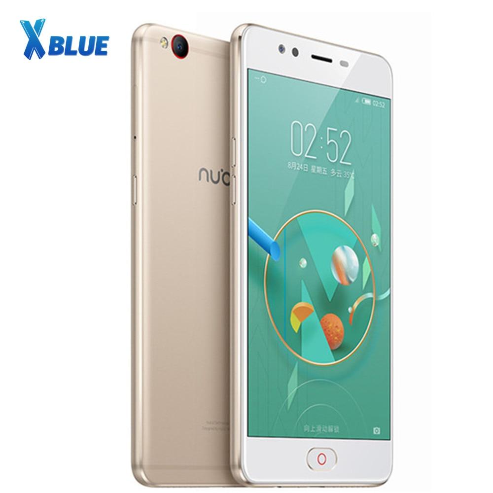 Original New Nubia M2 Lite Mobile Phone MT6750 Octa Core 5 5 2 5D HD Screen