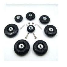 Replacment счетчик багажа колеса диаметр 45* 19 мм с оси 4 шт