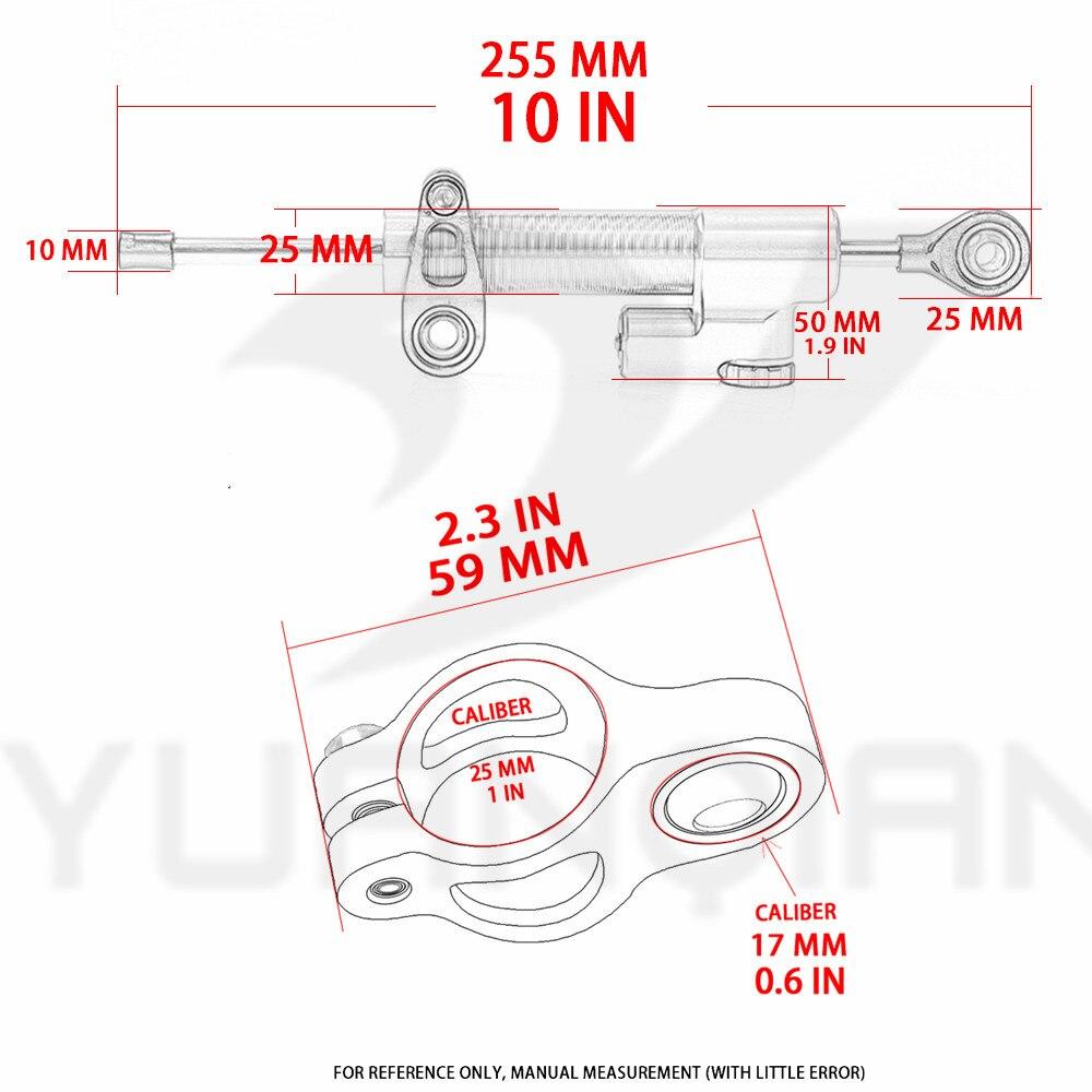 1 Set Motorbike Accessories Z800 Steering Stabilize Damper Bracket Kawasaki Gpz500s Wiring Diagram Mount For Z 800 2013 2017 2018 In Covers Ornamental