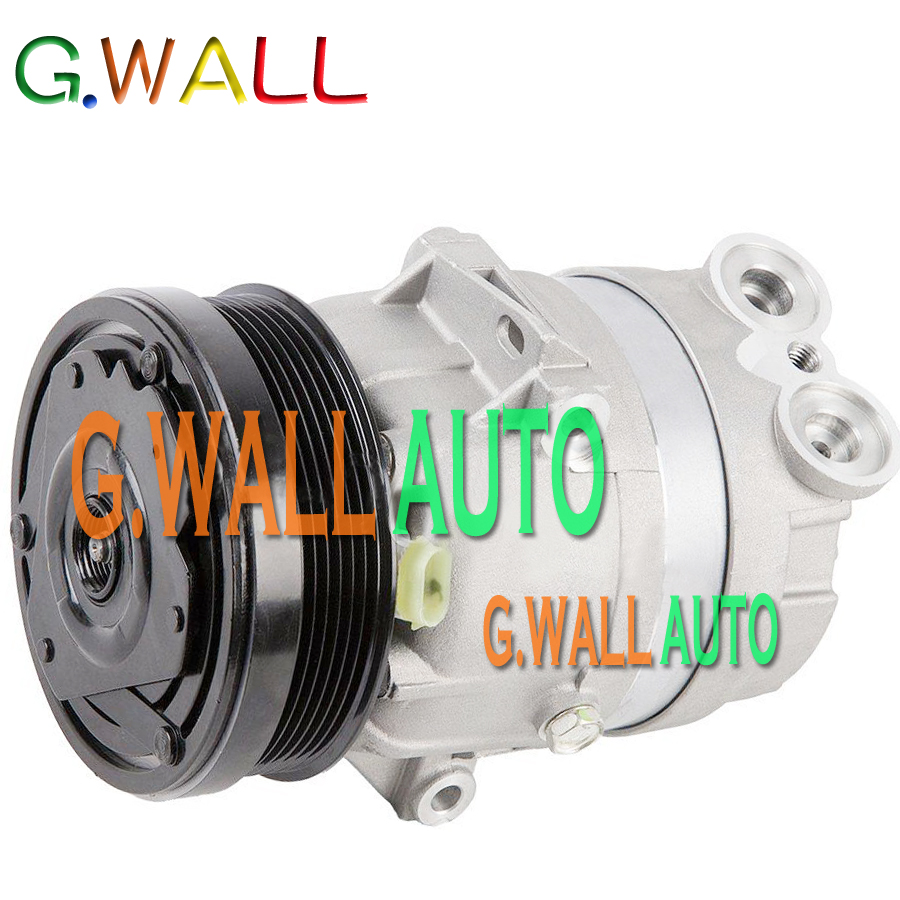 6 Grooves New AC Compressor with clutch for chevrolet all models 1998 1999 1135260 1135434 1520347 for Chevy Prizm in Air conditioning Installation from Automobiles Motorcycles