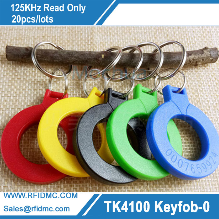 Security & Protection Access Control Cards 125khz Rfid Proximity Id Token Tag Key Keyfobs Compatible Em4100 Em4200 For Access Control Membership Management