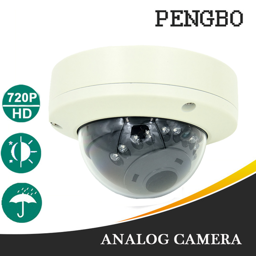 Pengbo Outdoor Indoor 1200TVL Analog Camera CCTV Mini Camera for home security systems PB-CCTVB-ANW10