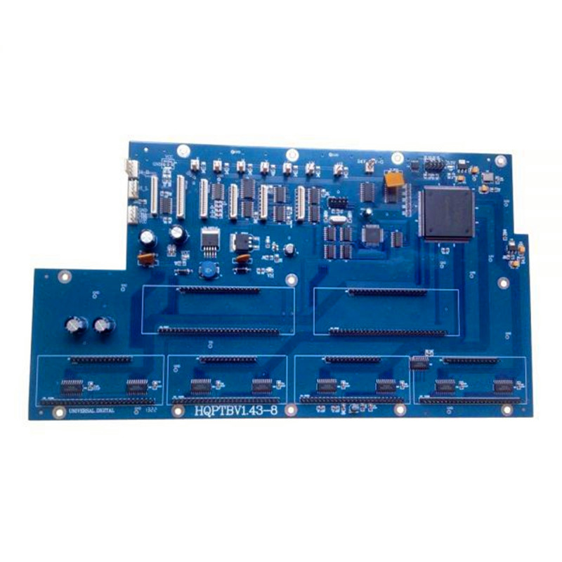 Sei-KO SPT510 50PL Printhead Board For Infiniti/Challenger FY-3278N/FY-3208F printer fast shipping sei ko spt 255 damper for inkjet printer with spt 255 printhead for challenger crystal gz solvent printing machine