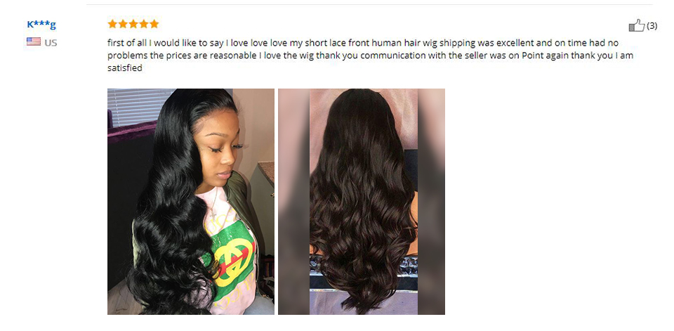 body wave human hair lace wigs (4)