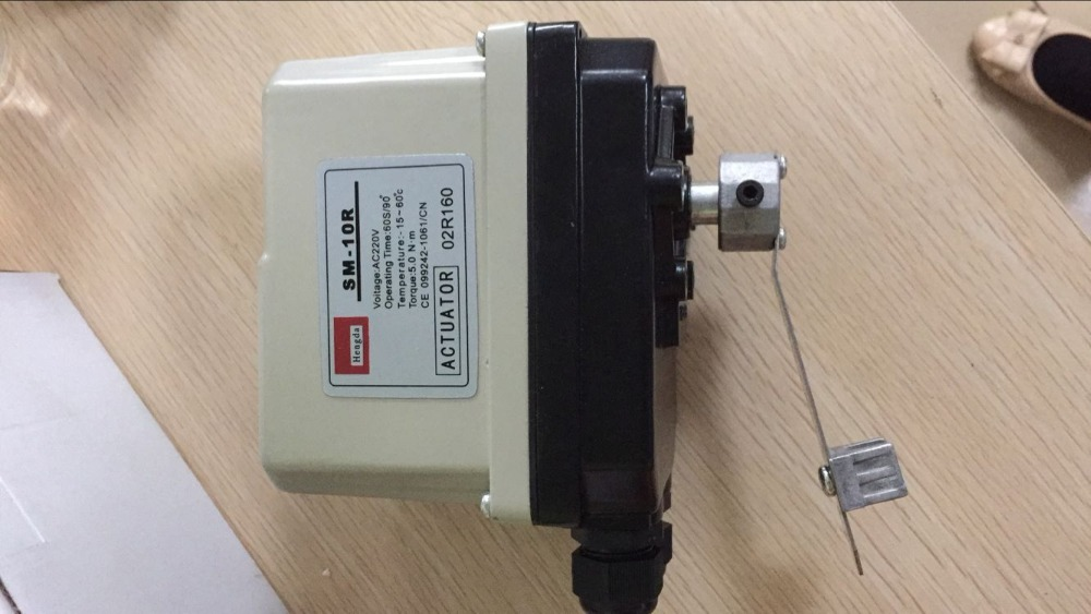 SM-10R Electric Actuator, Rotary Electric Actuator HENGDA 60S