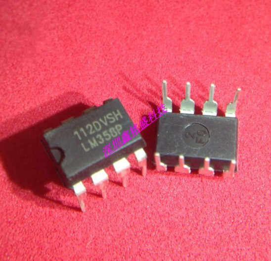 20 chiếc LM358 LM358N LM358P DIP8 mạch tích hợp