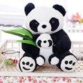 23 см прекрасный Panda плюшевые игрушки симпатичные мягкие panda плюшевые игрушки для детей кукла высокое качество дети подарки на день рождения