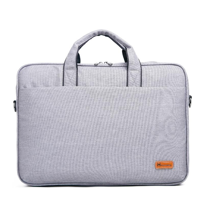 Bolsa para laptop 13 MAIBENBEN/14/15.6 polegada de negócios bolsa de ombro bolsa de ombro para homens e mulheres