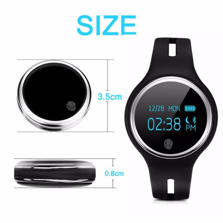 smart wristband e07 watch 116