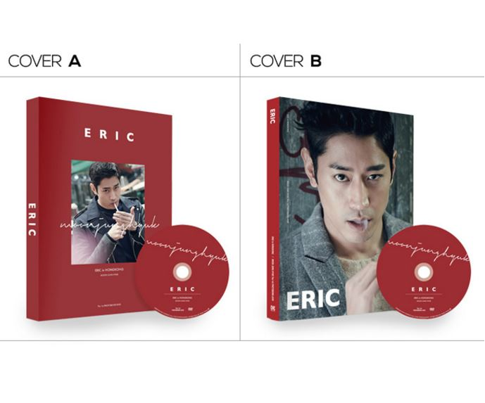 SHINHWA ERIC IN HONGKONG (208P PHOTOBOOK ) RANDOM COVER Release date 2015-06-11 KPOP ALBUM 2pm 4th album vol 4 go crazy booklet 52p release date 2014 09 16 kpop