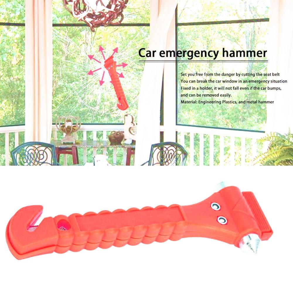OUTAD Mini automobilių saugos plaktukas, gelbėjantis avarinį - Rankiniai įrankiai - Nuotrauka 6