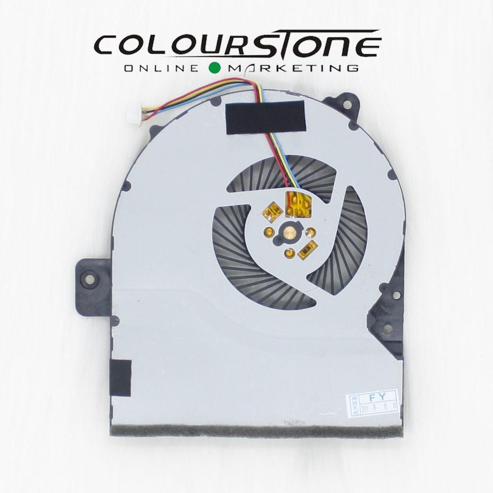 Brand New For Asus X751M fan 17.3 Series Cooling Fan CPU fan  (6)