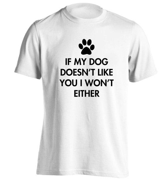 Tshirt Funny Pet Puppy