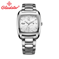 Gladster Japan Miyota 9T13 Fashion Women Watch Sapphire Crystal Female Quartz Clock Dropshipping Business Lady Dress Wristwatch