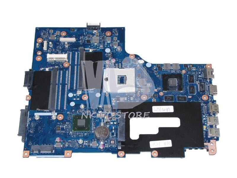 NOKOTION NBRYN11001 NB.RYN11.001 For Acer aspire V3-771 V3-771G Laptop Motherboard VA70 VG70 Mainboard DDR3 GT630M