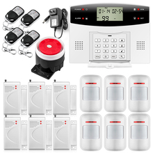 99 Wireless 4 wired GSM SMS Remote control GSM PSTN Home Security Burglar Alarm System Remote Control Home Security Protection