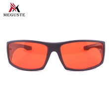 Meguste 2017 Latest Ladies and Males Shade Blindness Corrective Glasses Examination Sun shades Colorblindness Driver's glasses.