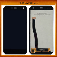 5 0inch For NOMU S10 LCD Display Touch Screen Assembly 100 Tested Digitizer Glass Panel Replacement