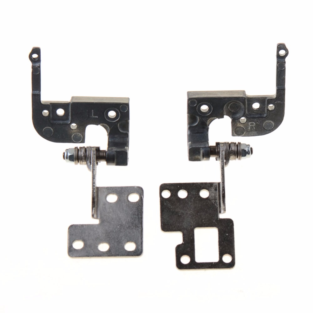 Left & Right 1 Pair Laptops Replacements LCD Hinges Fit For ASUS K52 K52F K52N K52J K52D LCD Hinges Laptop Accessories