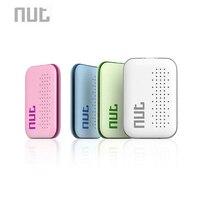 Tuerca Mini Etiqueta Inteligente Bluetooth Buscador Dominante Localizador Sensor de Alarma Anti Perdió La Cartera Niño Mascota Localizador (verde/Blanco/Color de Rosa/Azul)