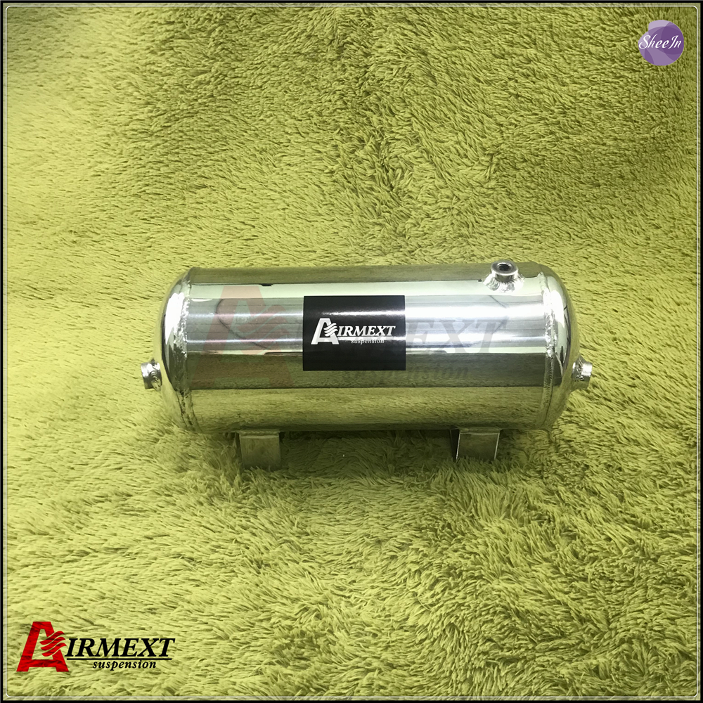 AIRMEXT 7 6L 2 Gallon alloy aluminum air cylinder air tank air power pneumatic air suspension
