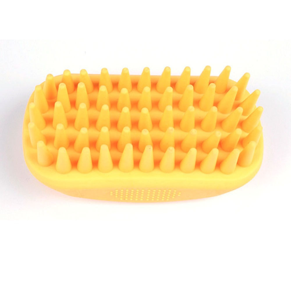 Hot Sales Pet bathing beauty massage brush Cats Dogs brush high quality rubber dog combs Pet Supplies