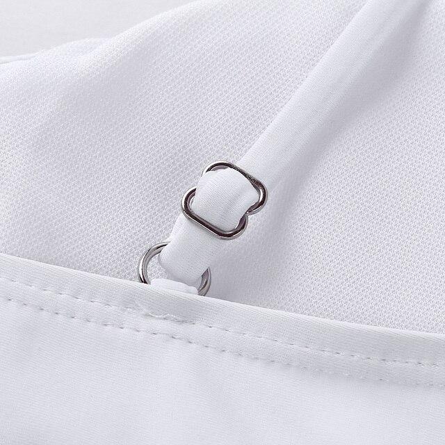 iiniim Womens Female Summer Straps Printed Mini Camisole Bra Crop Tops with Briefs Anime Costumes Sexy Streetwear 5