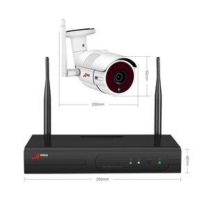 Image 3 - ANRAN Kit de caméras NVR WiFi 2mp