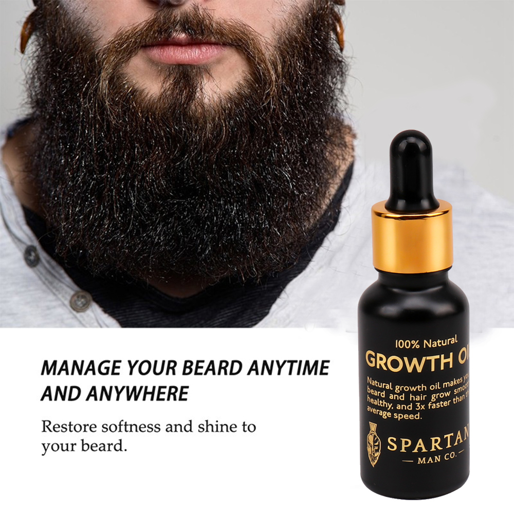 Grooming Beard Nourishing Beard Oil Conditioner Beard Growth Oil Mustache Growth