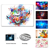 Hot Oil Painting Skin Laptop Sticker Top Vinyl Decal For Macbook Air Pro Retina Pro With
