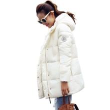 2016 New Long Parkas Female Women Winter Jacket Coat Thick Down Cotton Warm Jacket Womens Parkas for Women Winter Outwear