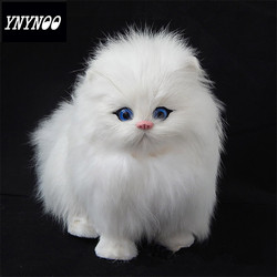 Ynynoo christmas toys for children cute plush pet gift electronic pet meowth electronic pets cats dolls.jpg 250x250