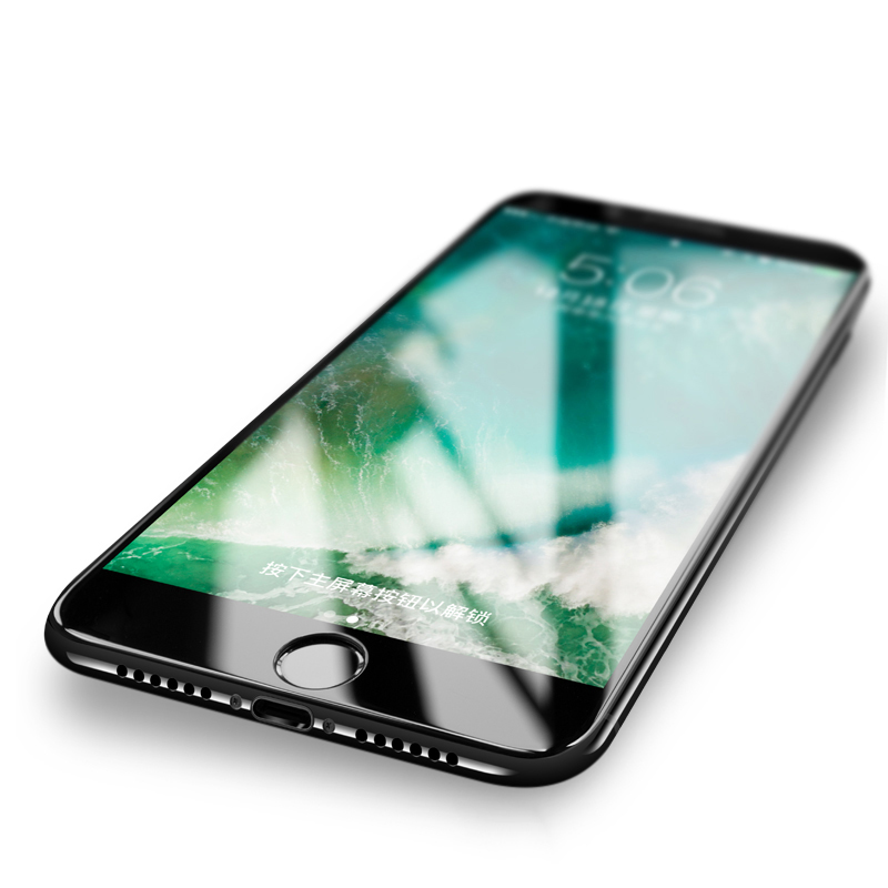 9D protective glass for iPhone 6 6S 7 8 plus X XS 11 pro glass on iphone 7 6 8 XR XS MAX 11 Pro MAX screen protector protection Mobile Phone Accessories Screen Protectors Smartphones