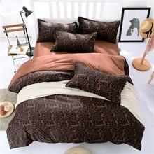 Nueva ropa de cama juego de cama ropa de cama funda de almohada funda nórdica sábana juego de cama edredón rey reina tamaño completo