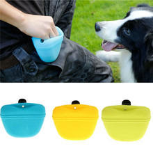 Pet Dog Training Treat Bag Puppy Walking Pouch Clip Waist Belt Side