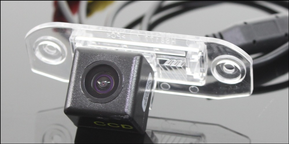 Car Camera For Volvo XC90 High Quality Rear View Back Up Camera For Fans  CCD + RCAShow 2